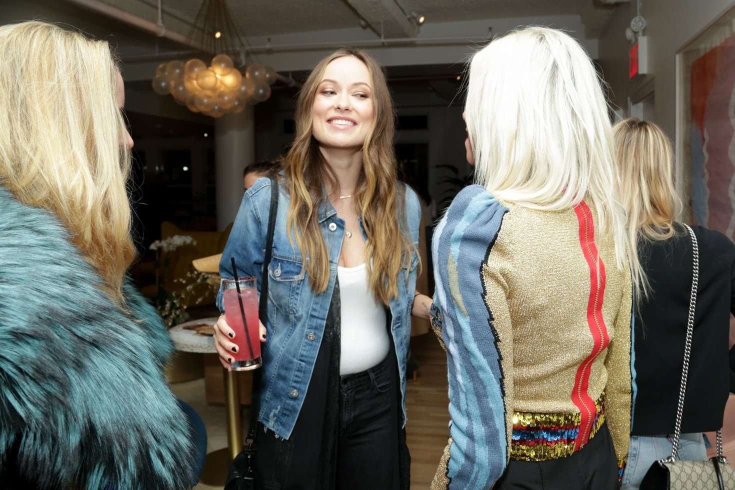 Olivia Wilde 2016 : Olivia Wilde: Harpers Bazaar Daring Issue Celebration -13