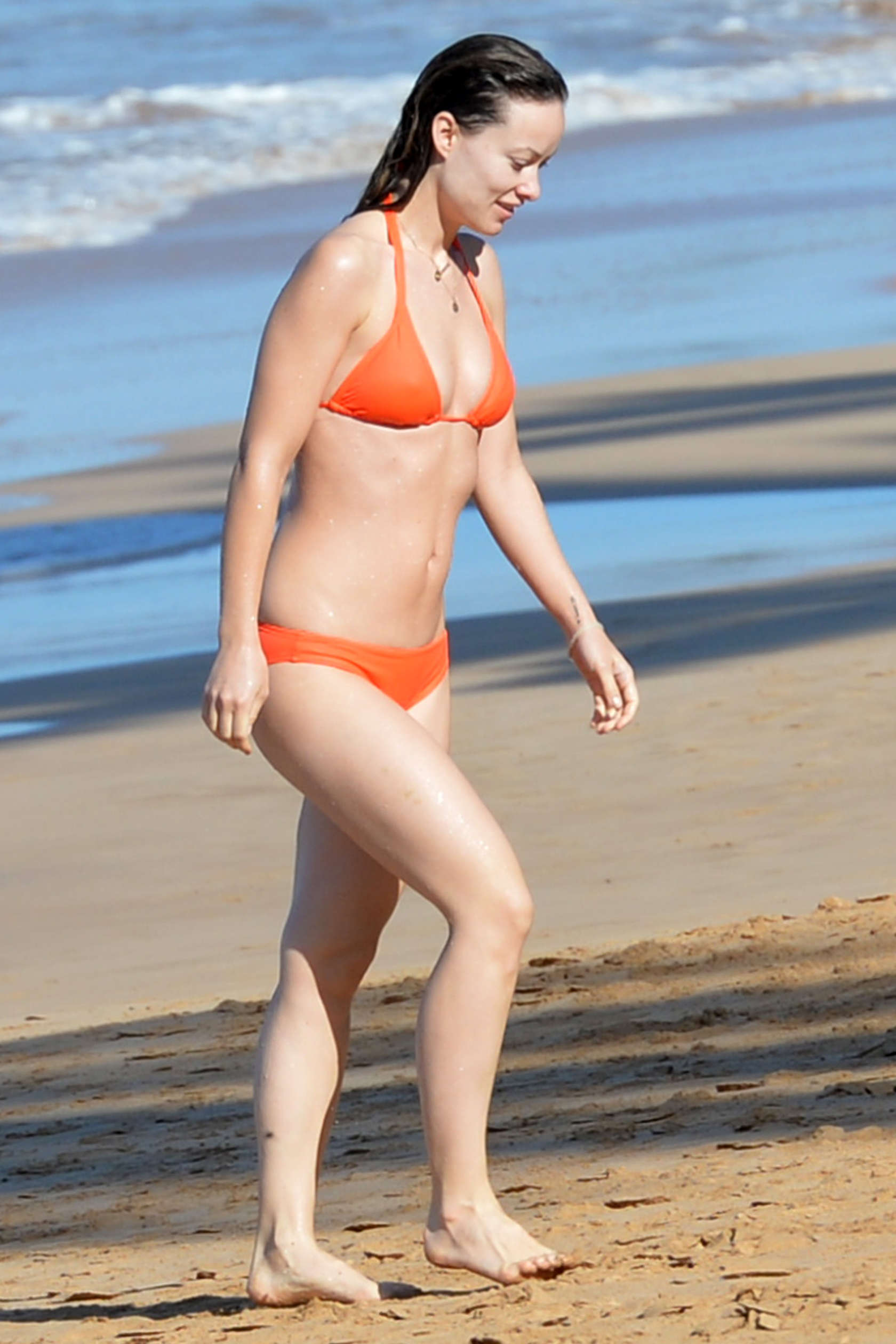 Olivia Wilde: Hot in bikini while on vacation in Hawaii-24 ...