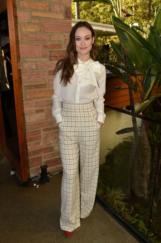 Olivia Wilde: Indie Contenders Roundtable at AFI FEST 2015 -03