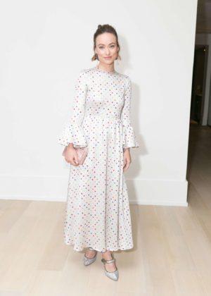 Olivia Wilde - La Ligne x Cuyana collaboration celebration in New York