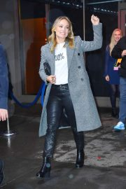 Olivia Wilde - Leave the Z100 Jingle Ball in New York