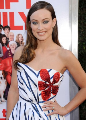 Olivia Wilde - 'Love the Coopers' Premiere in Los Angeles