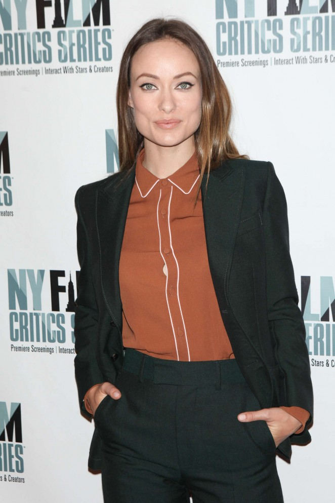 Olivia Wilde – 'Meadowland' NY Film Critics Series Screening in NYC
