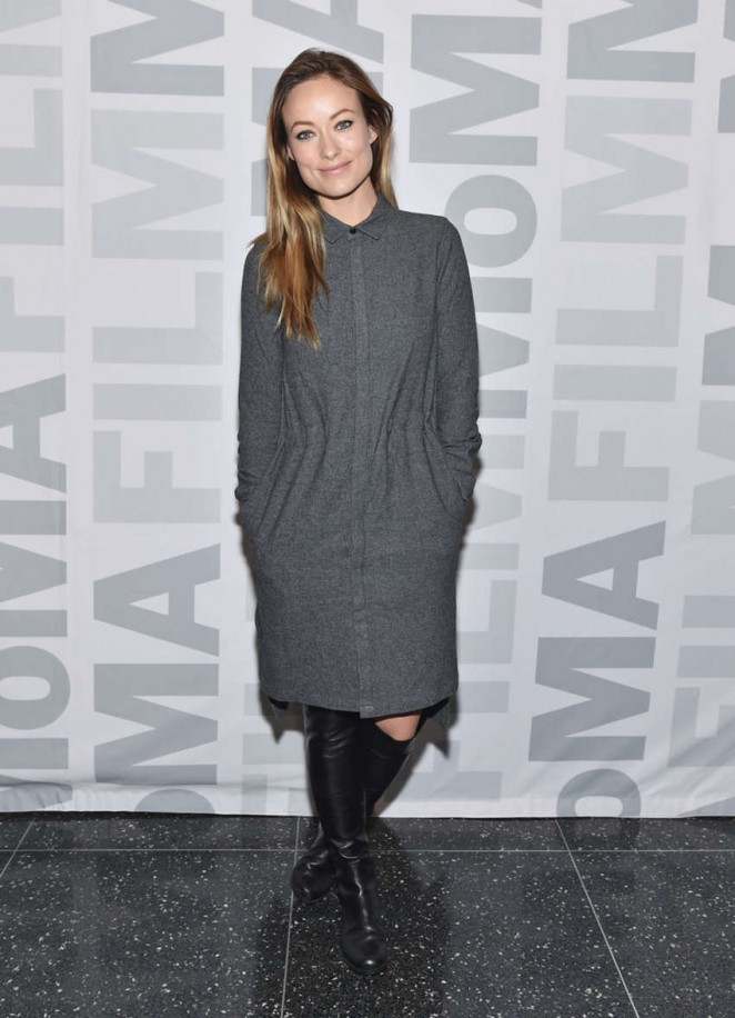 Olivia Wilde: Meadowland NY Screening -06