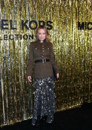Olivia Wilde - Michael Kors Fashion Show in New York
