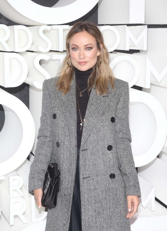 Olivia Wilde - Nordstrom Grand Opening in New York City