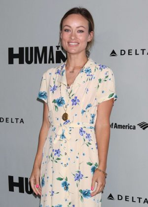 Olivia Wilde - Opening Night Of 'The Humans' in Los Angeles