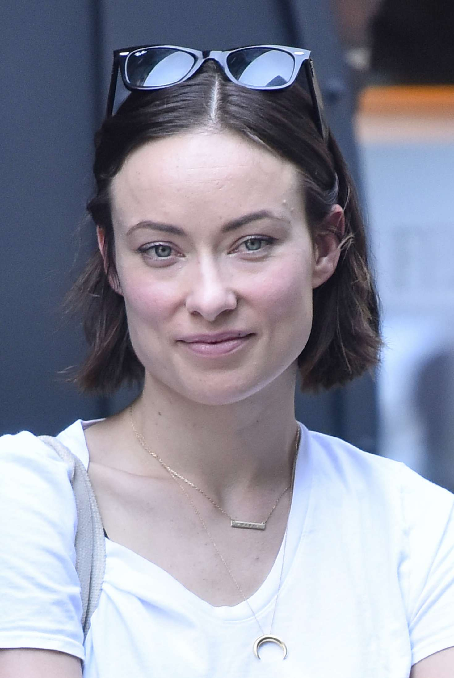 Olivia Wilde 2017 : Olivia Wilde out in New York City -01
