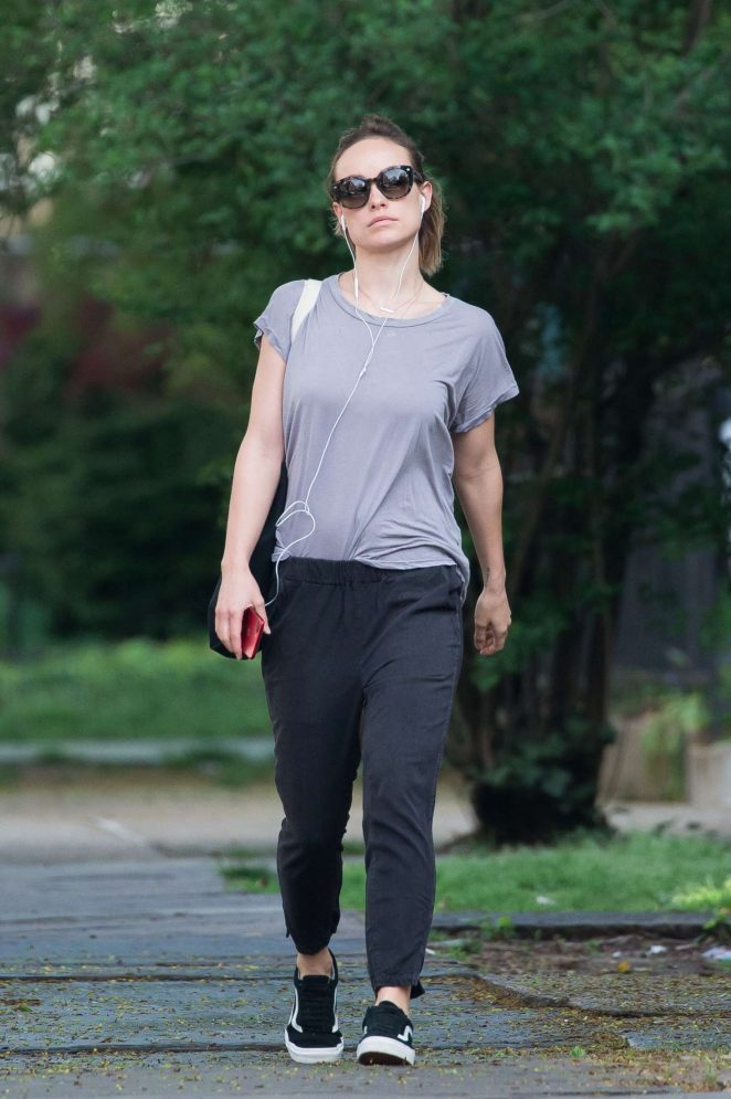 Olivia Wilde - Out in New York