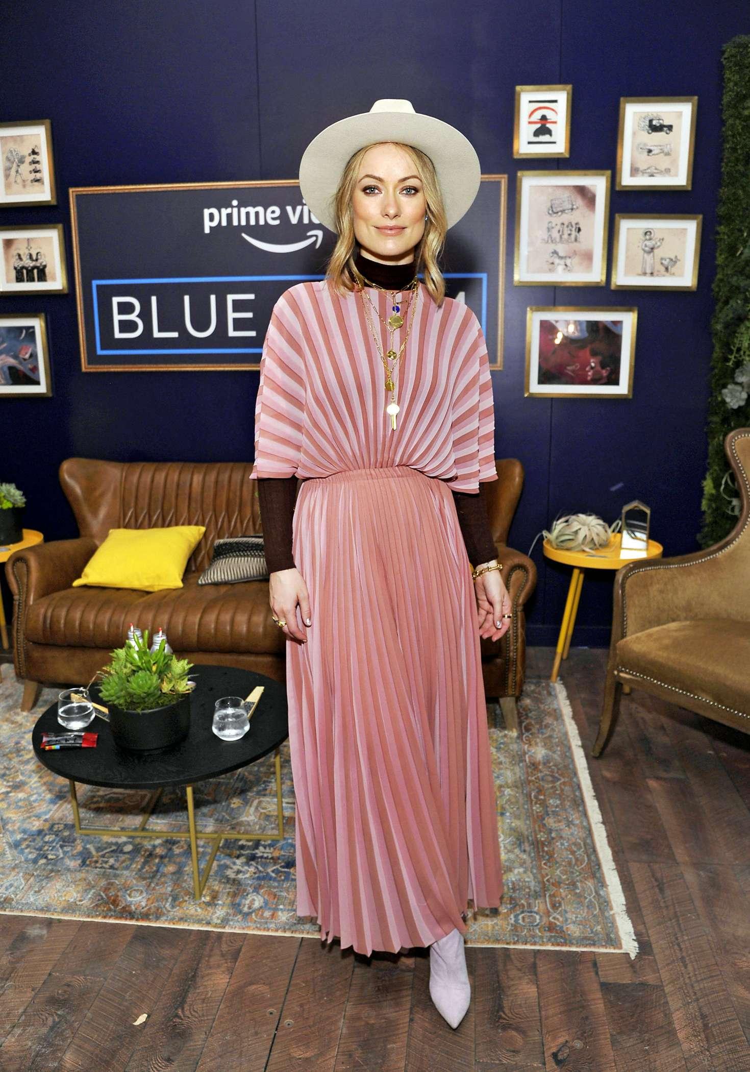 Olivia Wilde - Prime Video Blue Room at 2019 SXSW Festival in Austin