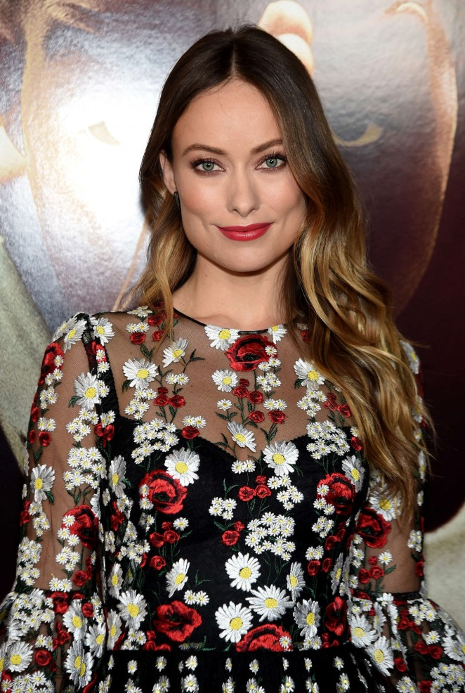 Olivia WIlde - 'Race' Screening in New York City