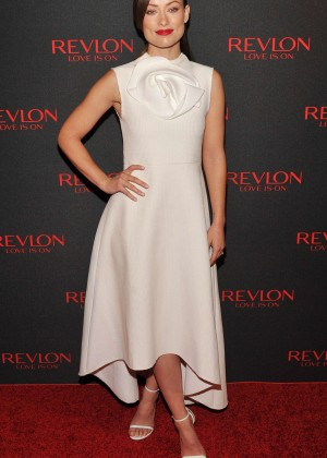 Olivia Wilde - Revlon Love Is On Million Dollar Challenge Celebration in New York