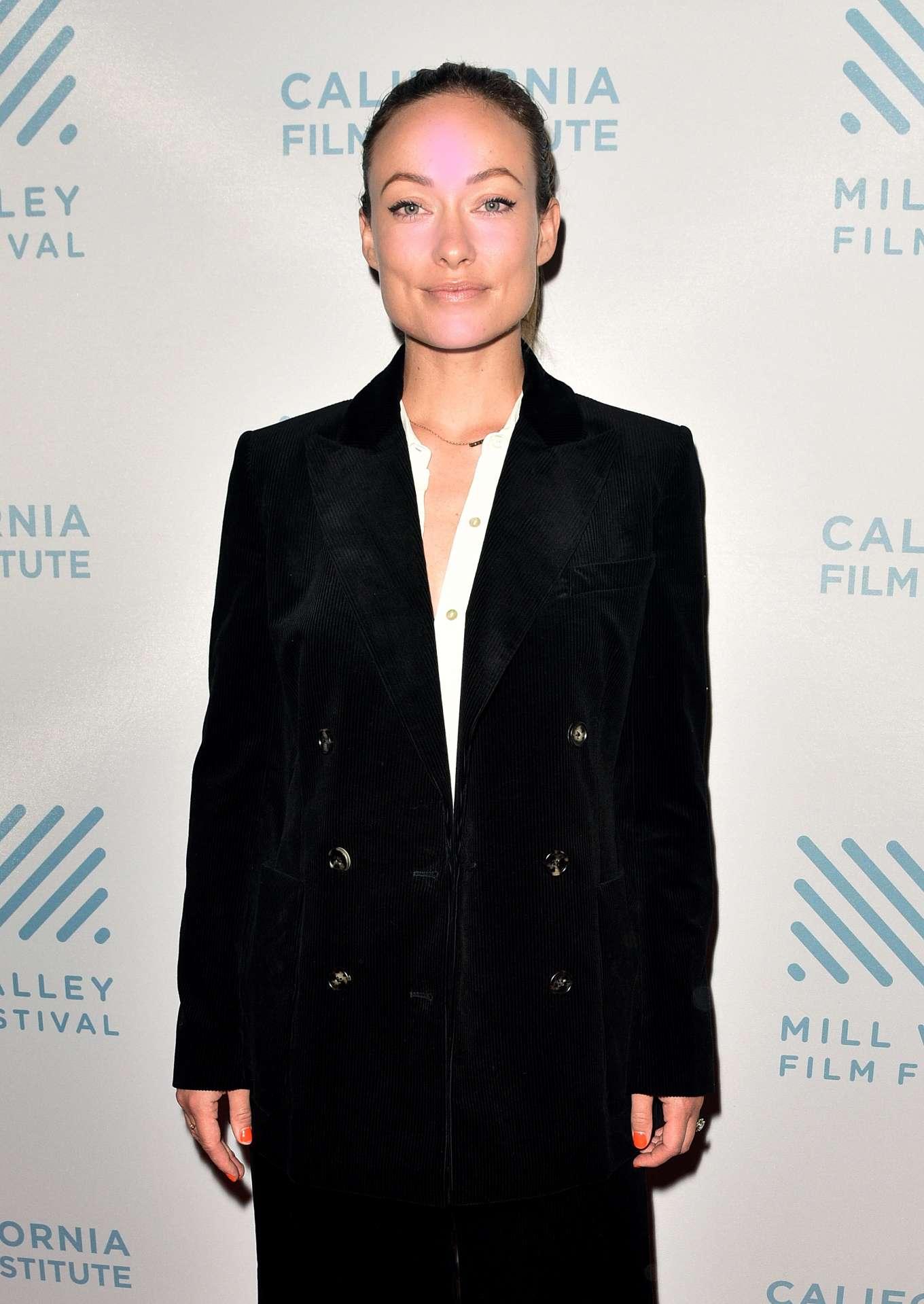 Olivia Wilde - 'Spotlight On Olivia Wilde' - 2019 Mill Valley Film Festival