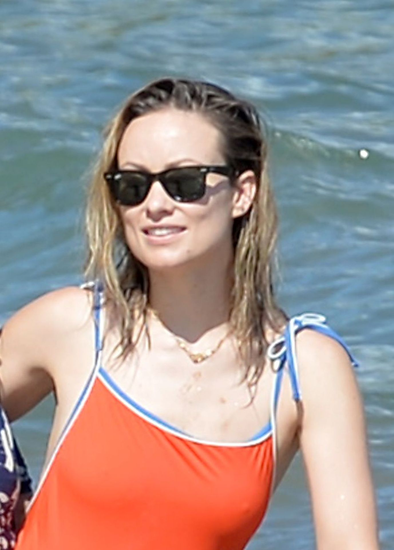 Olivia Wilde 2019 : Olivia Wilde: Spotted on the beach on her vacation in Maui-14