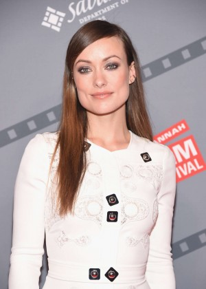 Olivia Wilde - 'Suffragette' Screening during the 18th Annual Savannah Film Festival in Georgia