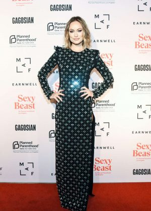 Olivia Wilde - The Sexy Beast Gala A Benefit For Planned Parenthood LA in Los Angeles