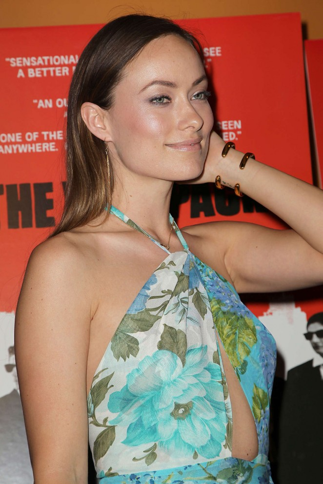 Olivia Wilde - 'The Wolfpack' Premiere in NYC
