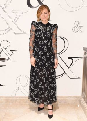 Olivia Wilde - Tiffany and Co. Collection Launch Event in New York