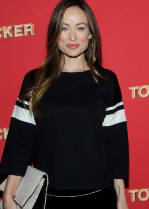 Olivia Wilde - 'Toycracker' Musical Premiere in New York