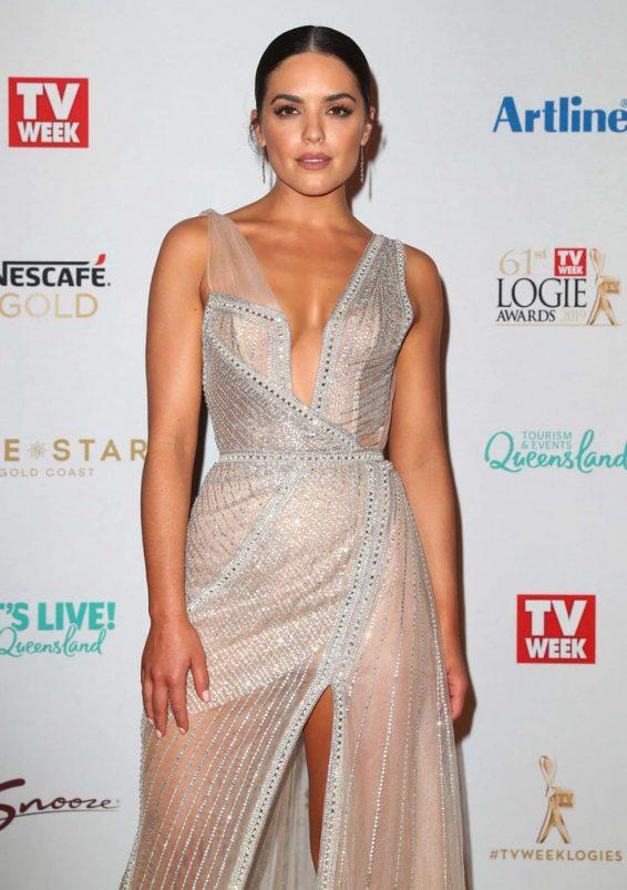 Olympia Valance - 2019 TV WEEK Logie Awards on the Gold Coast
