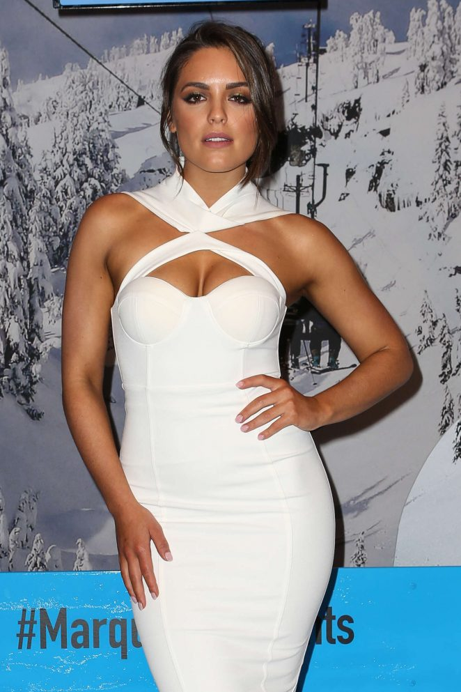 Olympia Valance - Belvedere Winter Ball Apr's Ski Party in Sydney