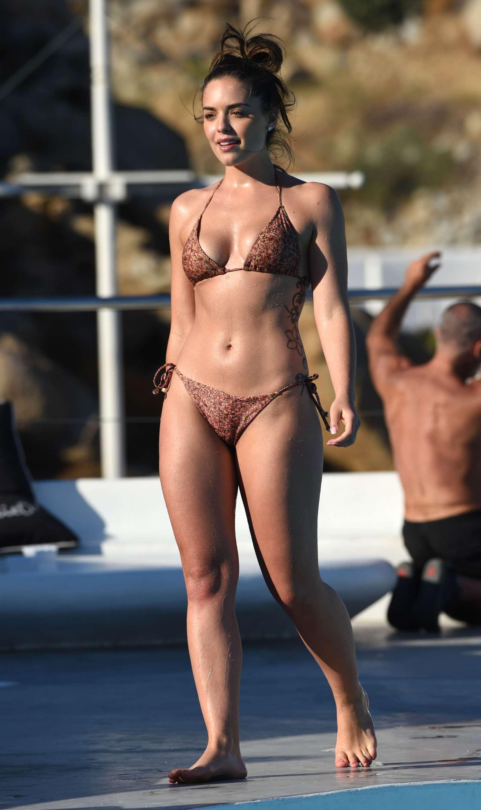 Olympia Valance In Skimpy Bikini 2016 15 Gotceleb