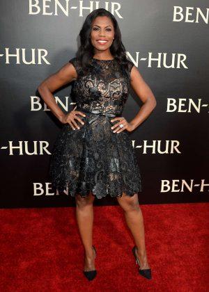 Omarosa Manigault - 'Ben-Hur' Premiere in Los Angeles