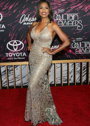 Omarosa Manigault Stallworth - 2015 Soul Train Music Awards in Las Vegas