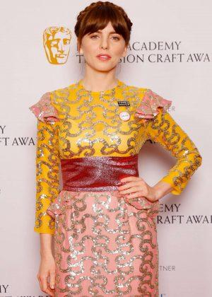 Ophelia Lovibond - 2018 British Academy Television Craft Awards in London