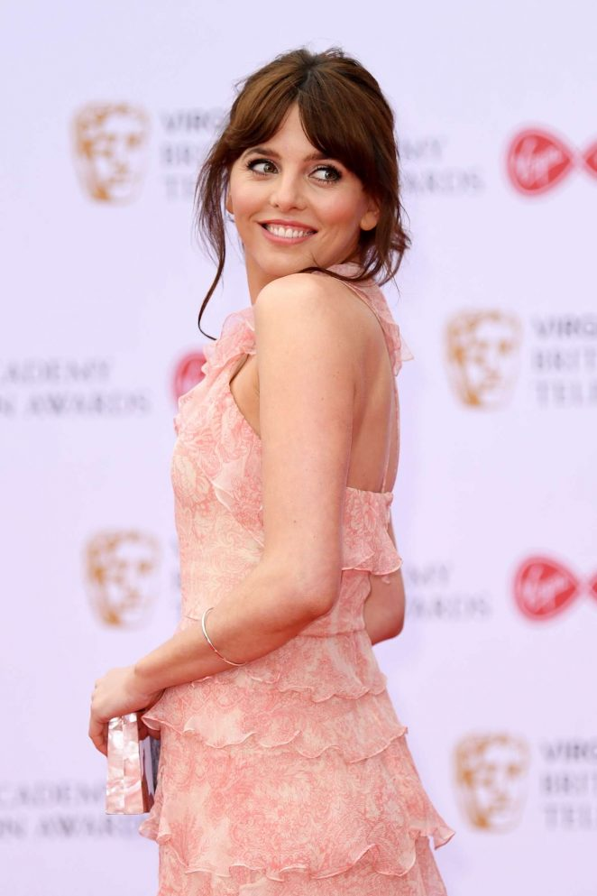 Ophelia Lovibond - British Academy Television Awards 2017 in London