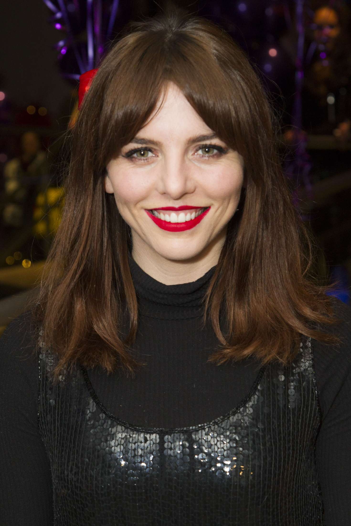 Ophelia Lovibond The Red Shoes Ballet Gala In London