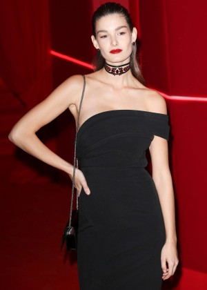 Ophelie Guillermand - Attends at L'Oreal Red Obsession Party 2016 in Paris