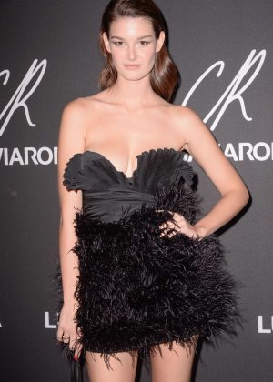 Ophelie Guillermand - CR Fashion Book x Luisasaviaroma: Photocall in Paris