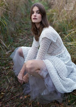 Ophelie Guillermand – Elle France Magazine (January 2019)