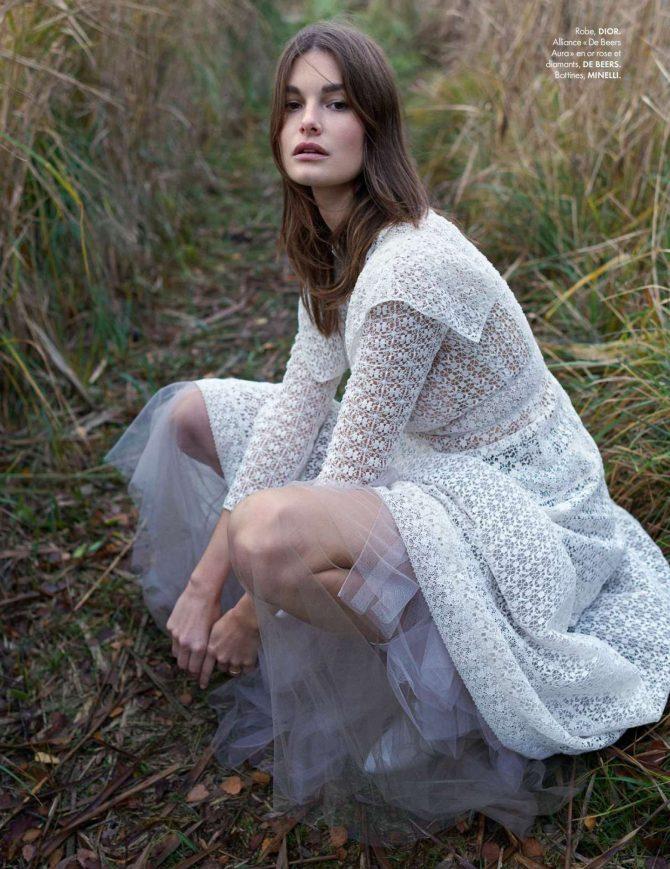 Ophelie Guillermand - Elle France Magazine (January 2019)
