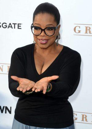 Oprah Winfrey - 'Greenleaf' Premiere in West Hollywood