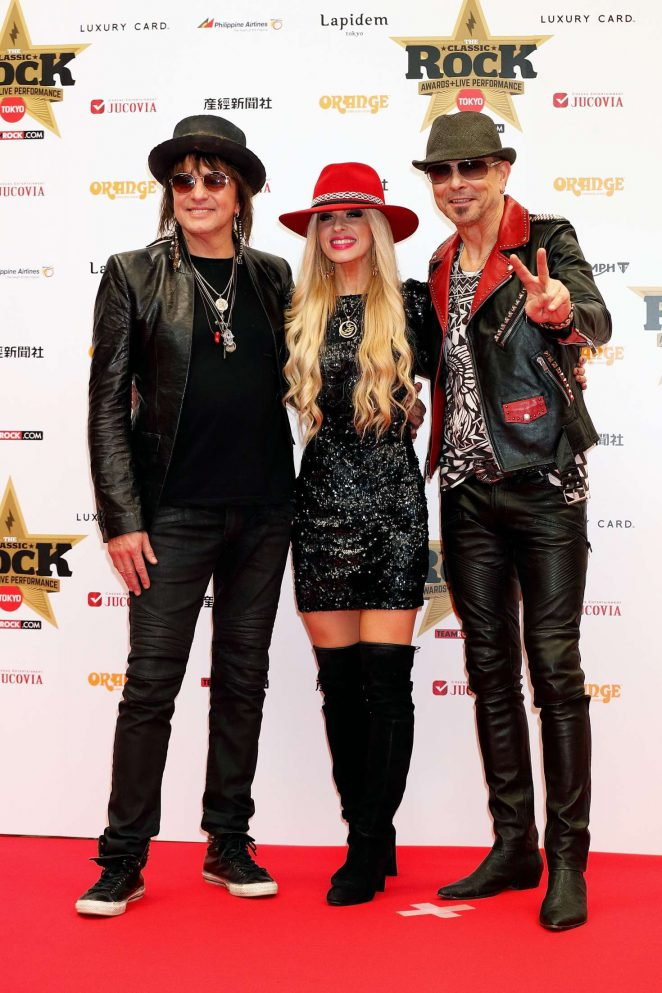 Orianthi – 'School of Rock' Musical VIP Night in London