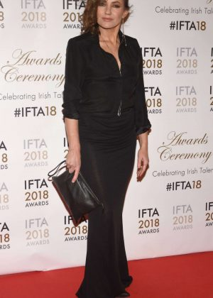 Orla Brady - 2018 IFTA Film and Drama Awards in Dublin