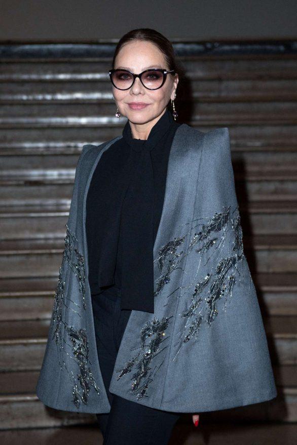 Ornella Muti - Antonio Grimaldi Haute Couture Show 2020 in Paris
