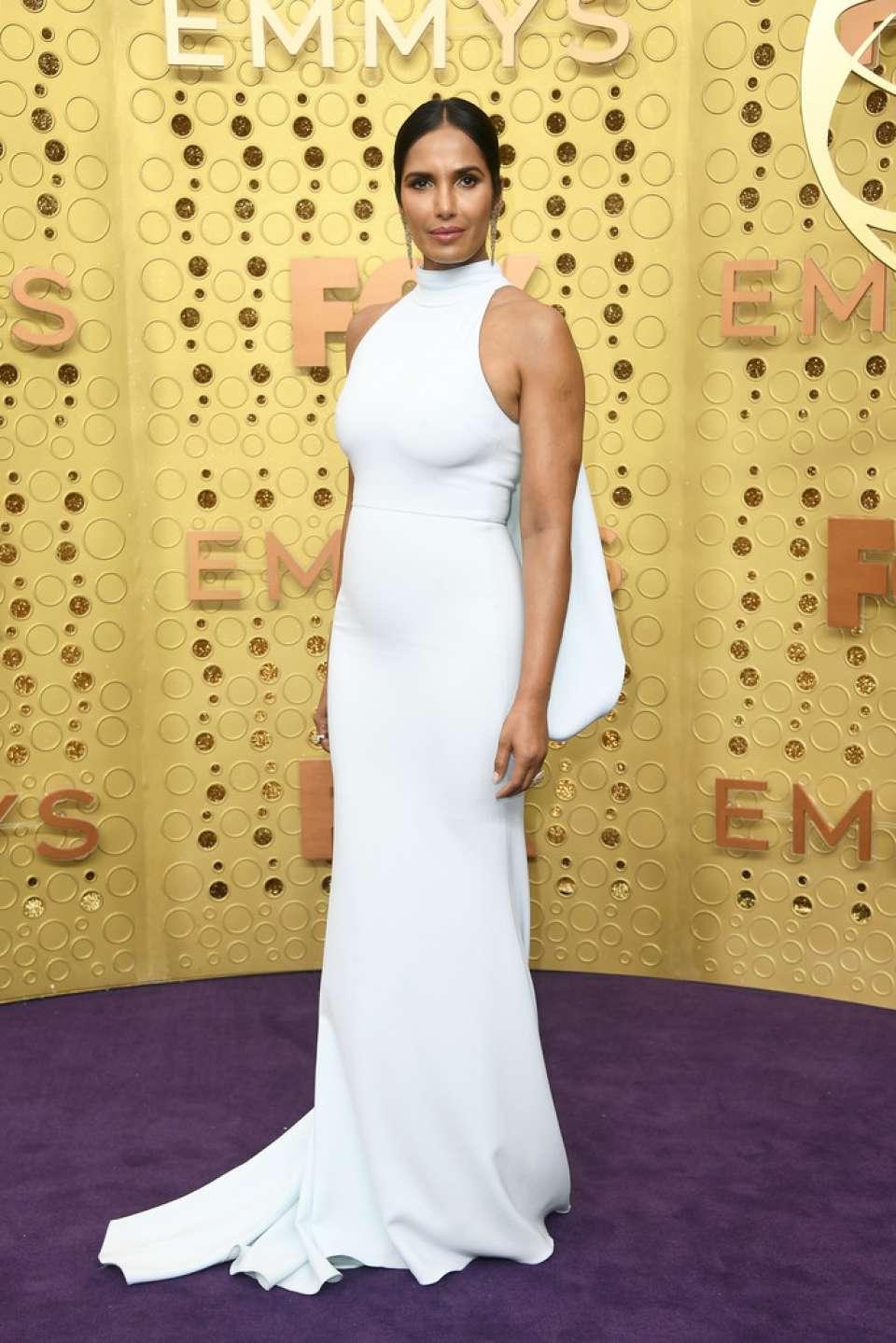 Padma Lakshmi 2019 : Padma Lakshmi – 2019 Emmy Awards-01