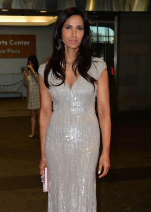 Padma Lakshmi - 2016 Blossom Ball Benefiting Endometriosis Foundation in NY