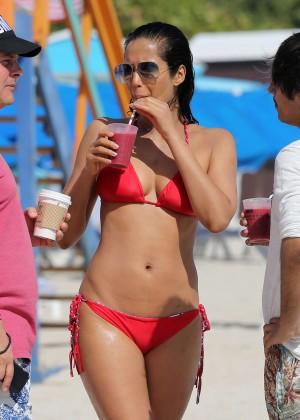 Padma Lakshmi 86 Hot Bikini Pics -28