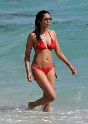 Padma Lakshmi 86 Hot Bikini Pics -33
