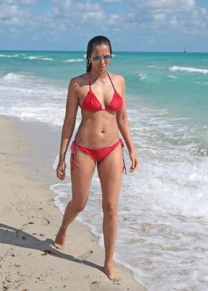 Padma Lakshmi 86 Hot Bikini Pics -51