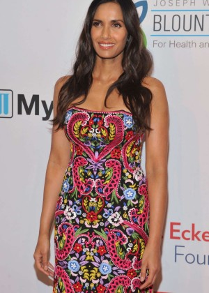 Padma Lakshmi - Elton John AIDS Foundations 2015 An Enduring Vision Benefit in NY
