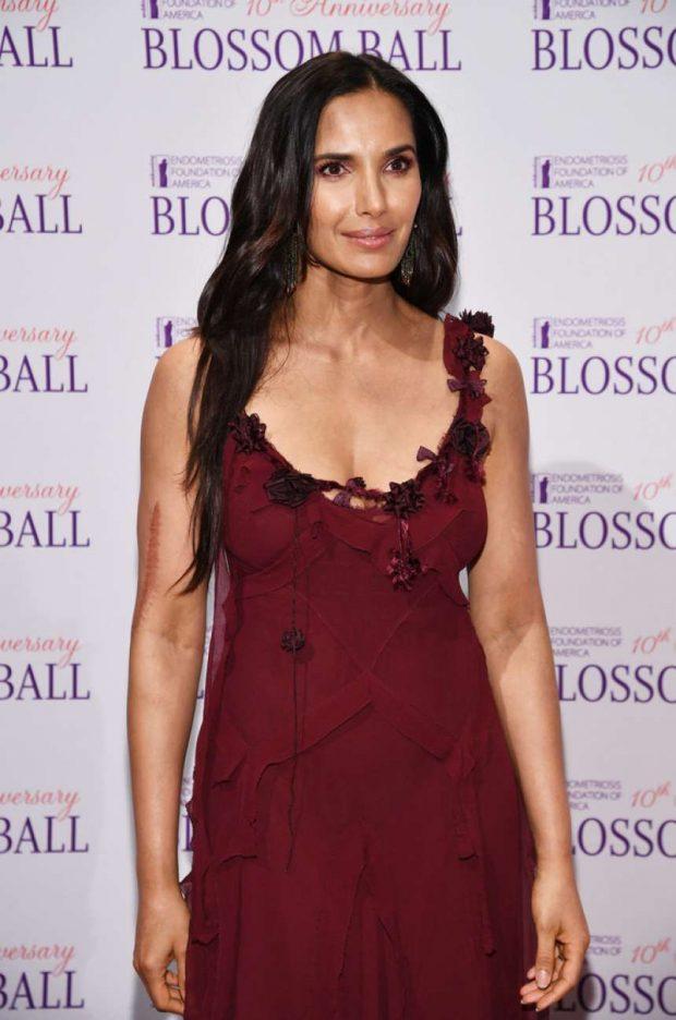 Padma Lakshmi - Endometriosis Foundation Of America's Blossom Ball in NYC