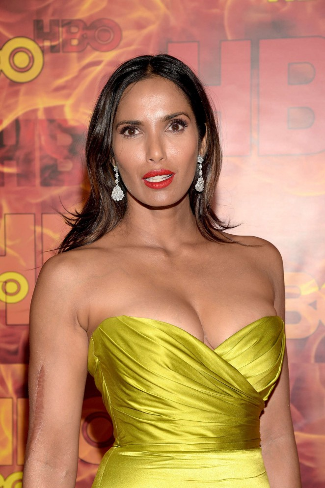 Padma Lakshmi – HBO's Official 2015 Emmy After Party in LA