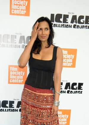Padma Lakshmi - 'Ice Age: Collision Course' Premiere in New York