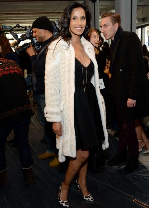 Padma Lakshmi - J. Mendel Fashion Show 2015 in New York