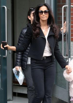 Padma Lakshmi - Leaving home in NYC